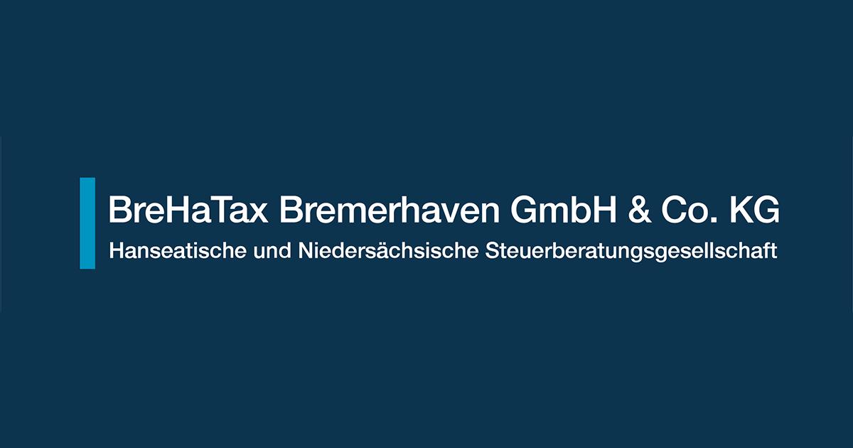 BreHaTax Bremerhaven GmbH & Co. KG Hanseatische und Niedersächsische Steuerberatungsgesellschaft